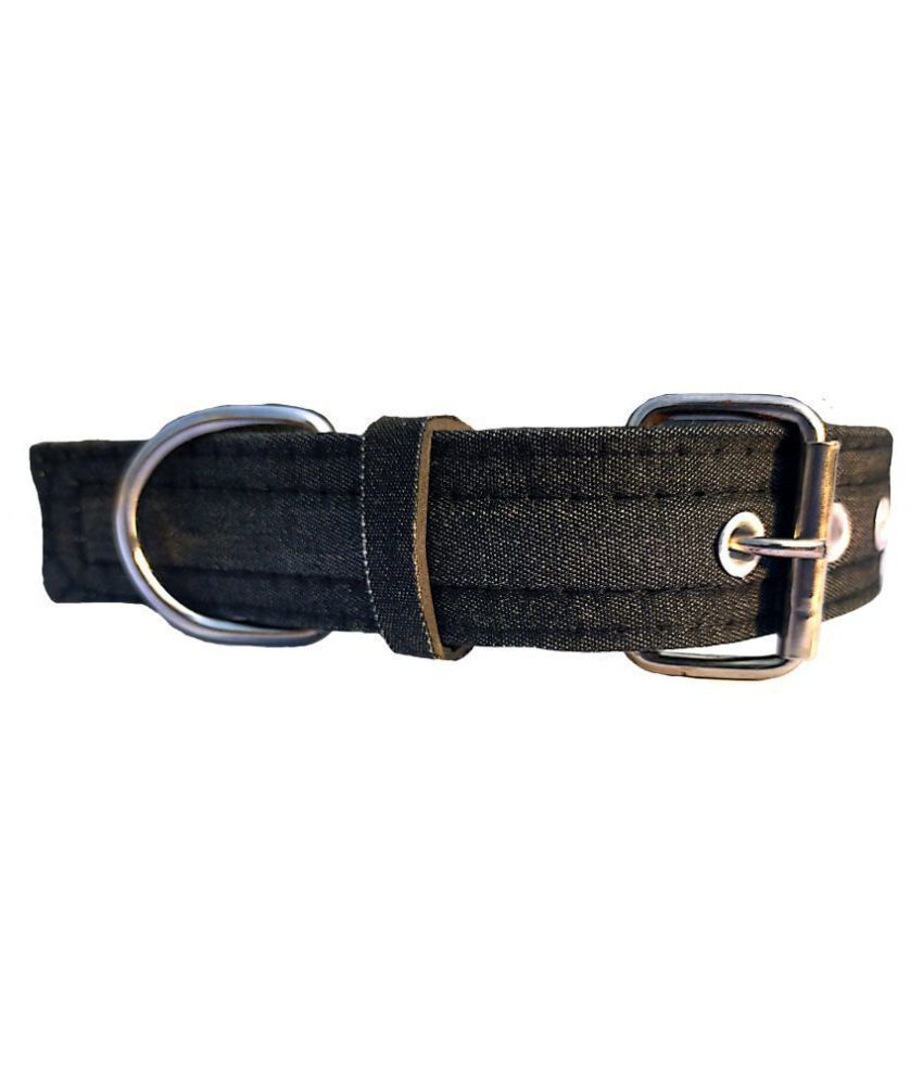 Forever99 Pet Shop Fabric Dog Collar Neck Belt for Small Medium Large Dogs  adjustable collar