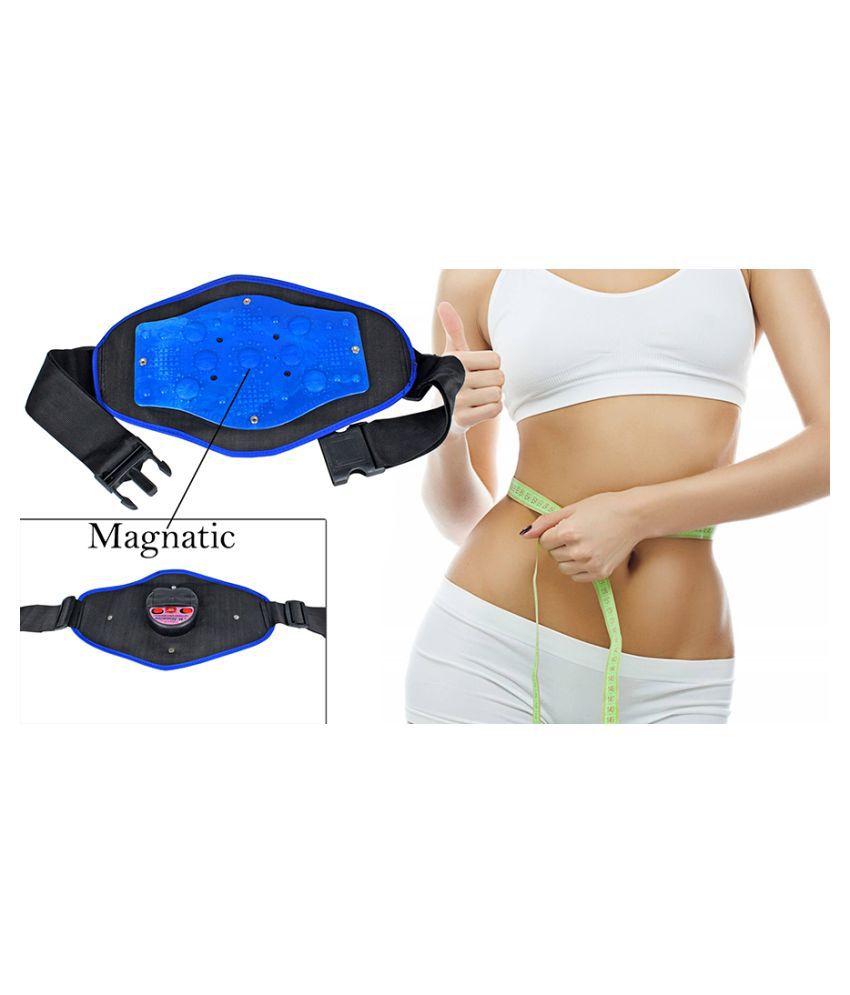 SELVA FRONT Slimming body Waist Trimmer Tummy Trimmer  ABS Abdominal Belt