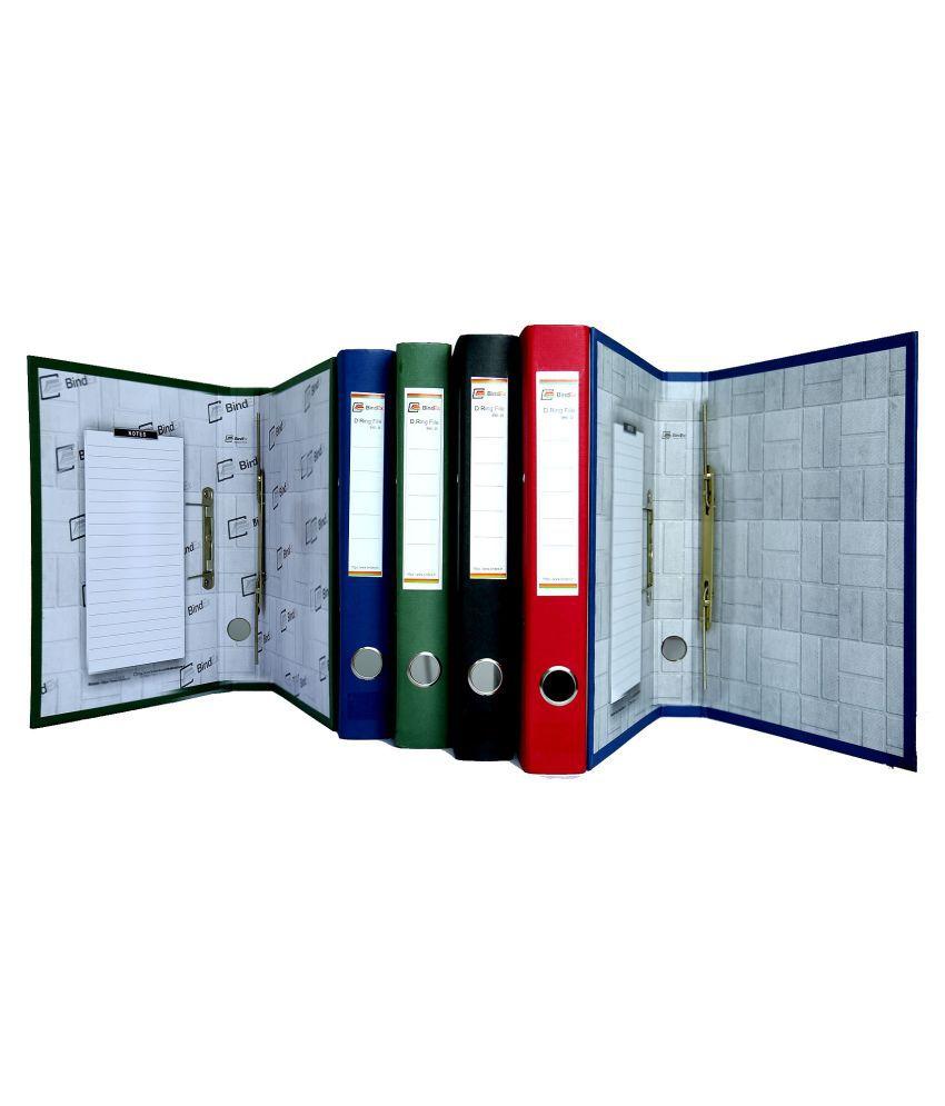 BindEx Box Cobra File (Green)
