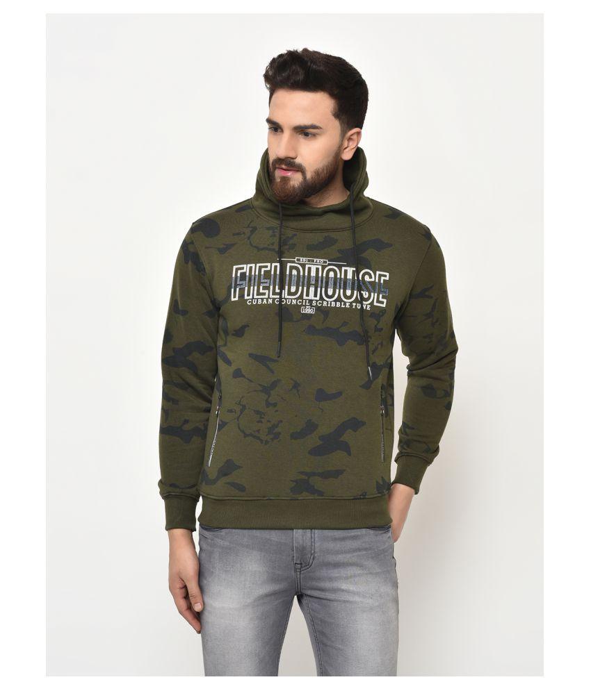 Duke Green Sweatshirt