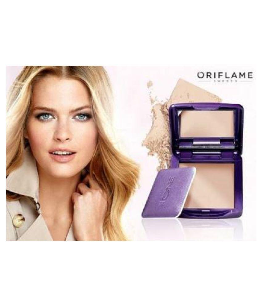 ORIFLAME CREAM Pressed Powder Light 50 g