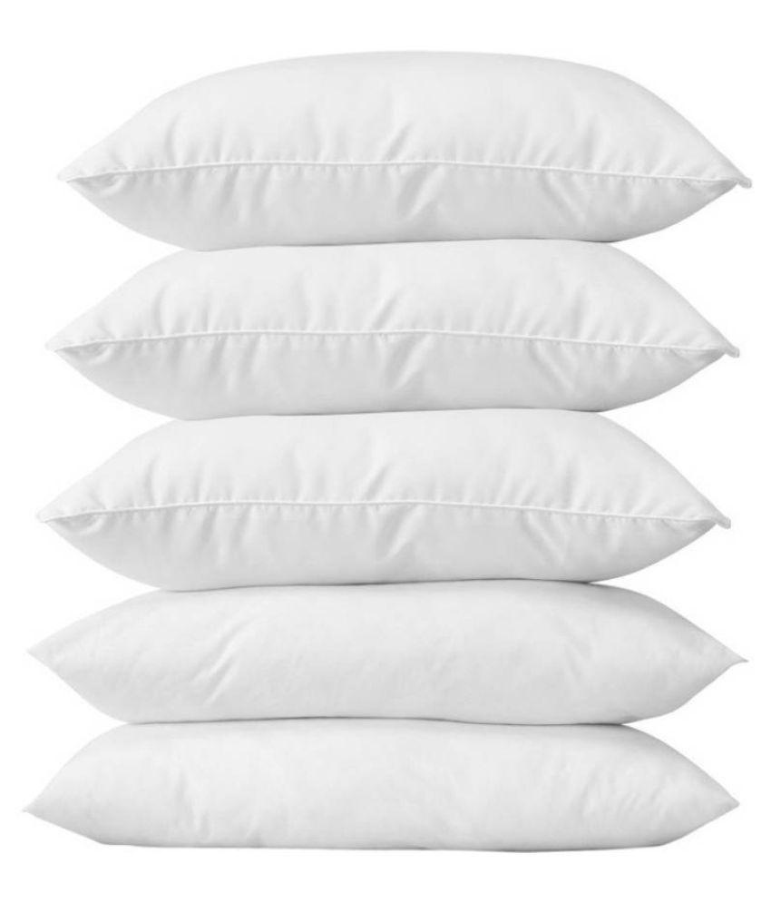 Jdx Set of 5 Fibre Pillow