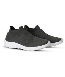 Fast Trax Lifestyle Gray Casual Shoes