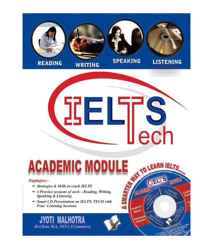 IELTS - ACADEMIC MODULE (BOOK - 1)