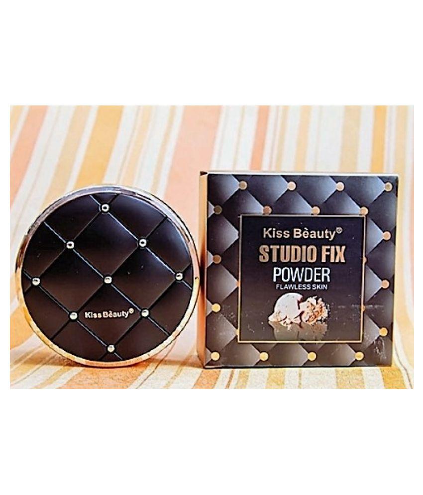 Kiss Beauty Studio Fix Flawless Skin Pressed Powder Fair 24 g