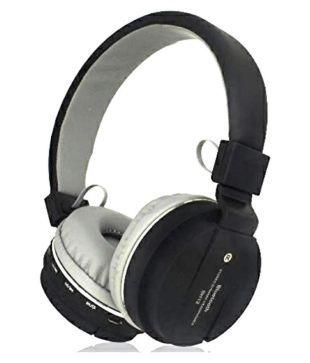 Shadox Vali sh 12 bluetooth headset Over Ear Wireless With Mic Headphones/Earphones