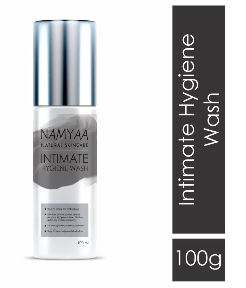 Namyaa Intimate Hygiene Wash Intimate Cleansing Foam 100 mL