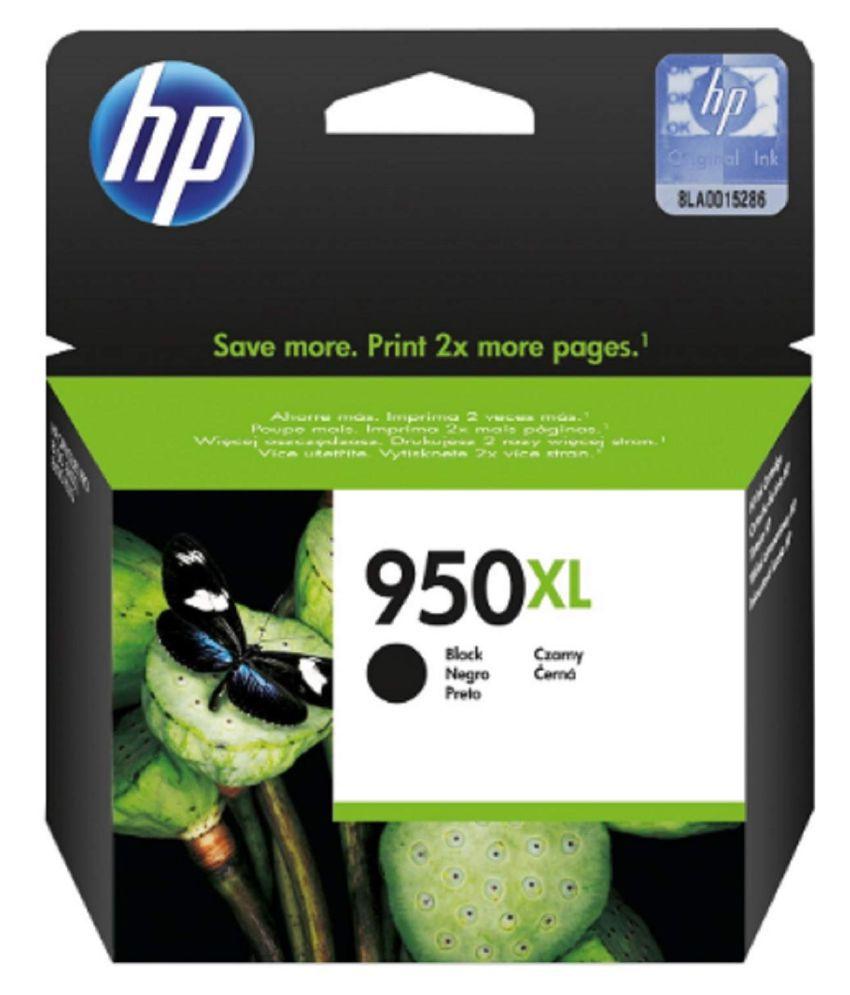 HP 950 XL Black Ink Cartridge CN045AAHP 950XL