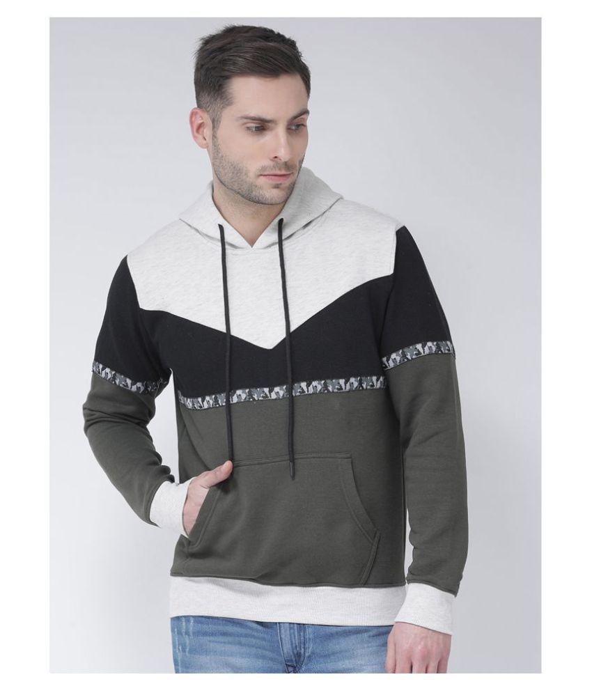 Club York Olive Sweatshirt