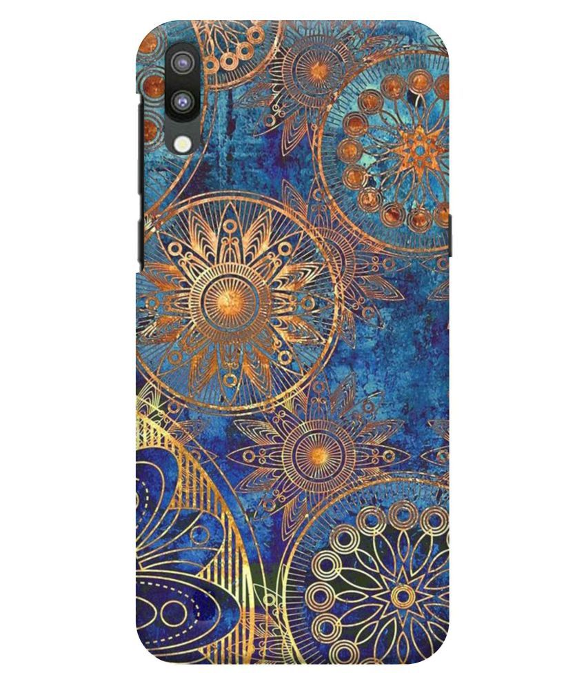 Samsung Galaxy M10 Printed Cover By NICPIC 3D Printed