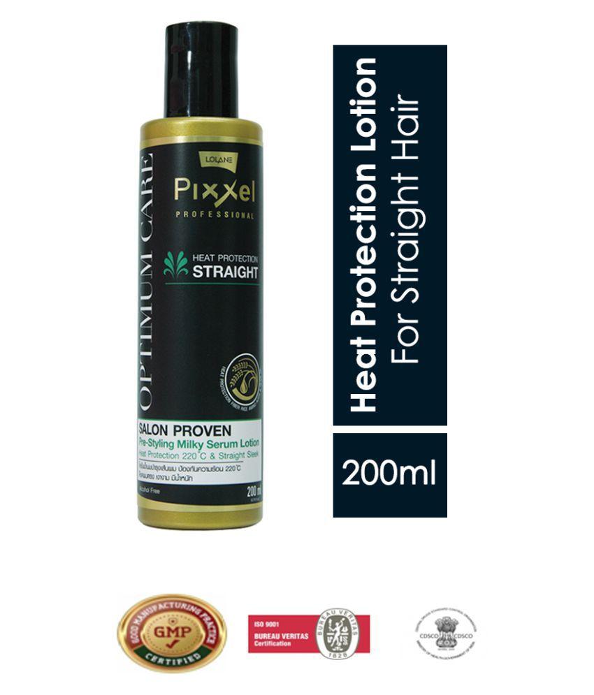 Lolane Pixxel Straight Lotion Hair Serum 200 mL