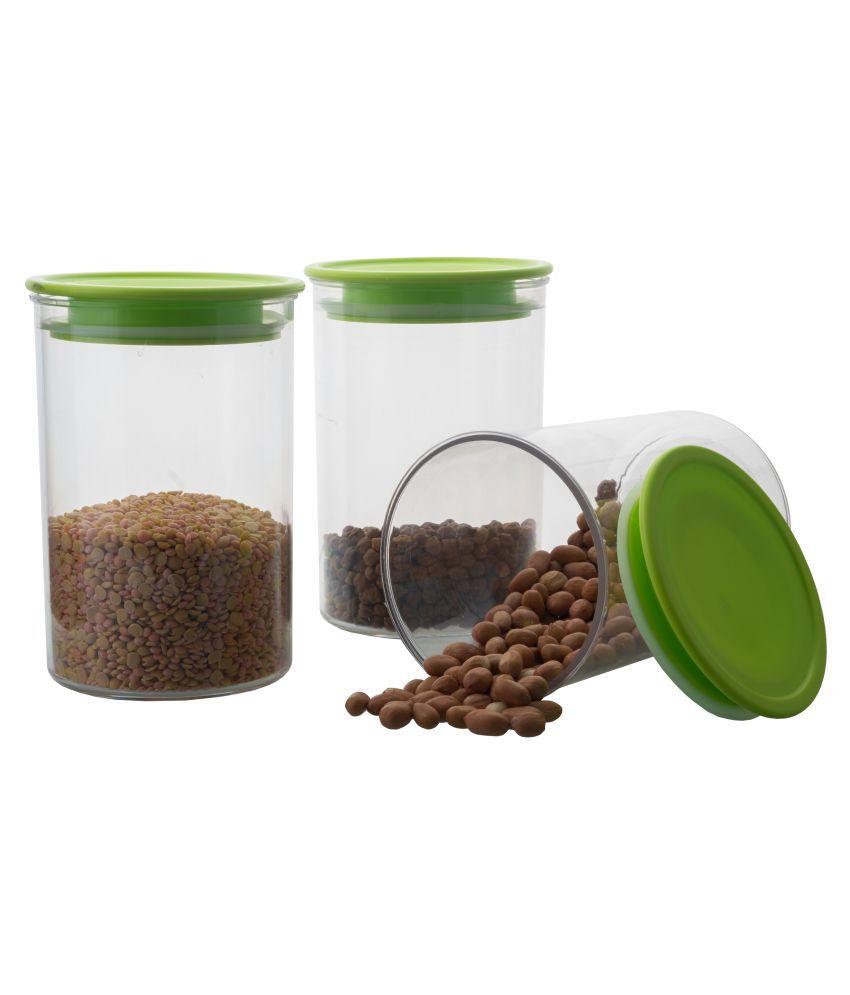SUROHI.com Polycarbonate Food Container Set of 3 900 mL