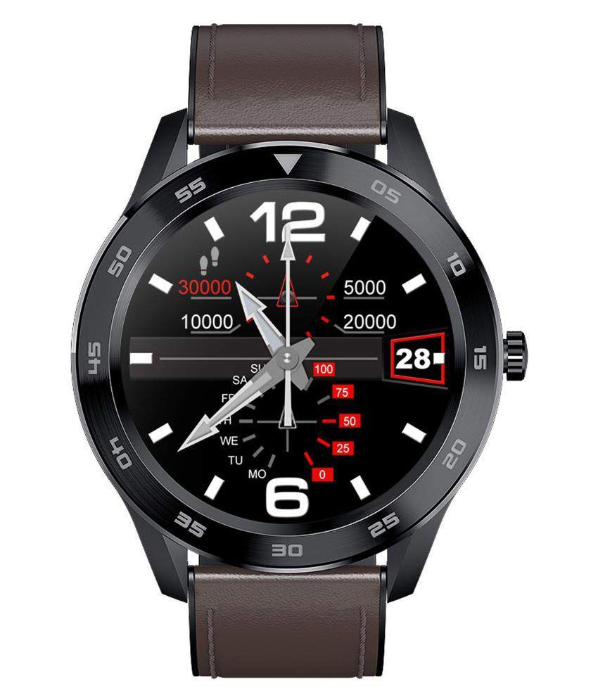 Opta SB-144 Smart Watches Brown