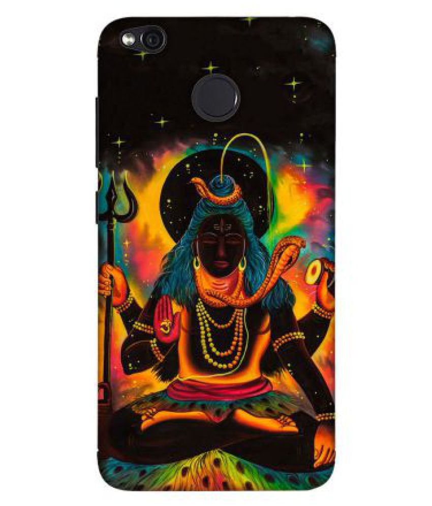 Xiaomi Redmi 4 Printed Cover By Emble
