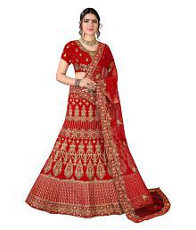 96c291a660 Velvet Lehenga: Buy Velvet Lehenga for Women Online at Low Prices in ...