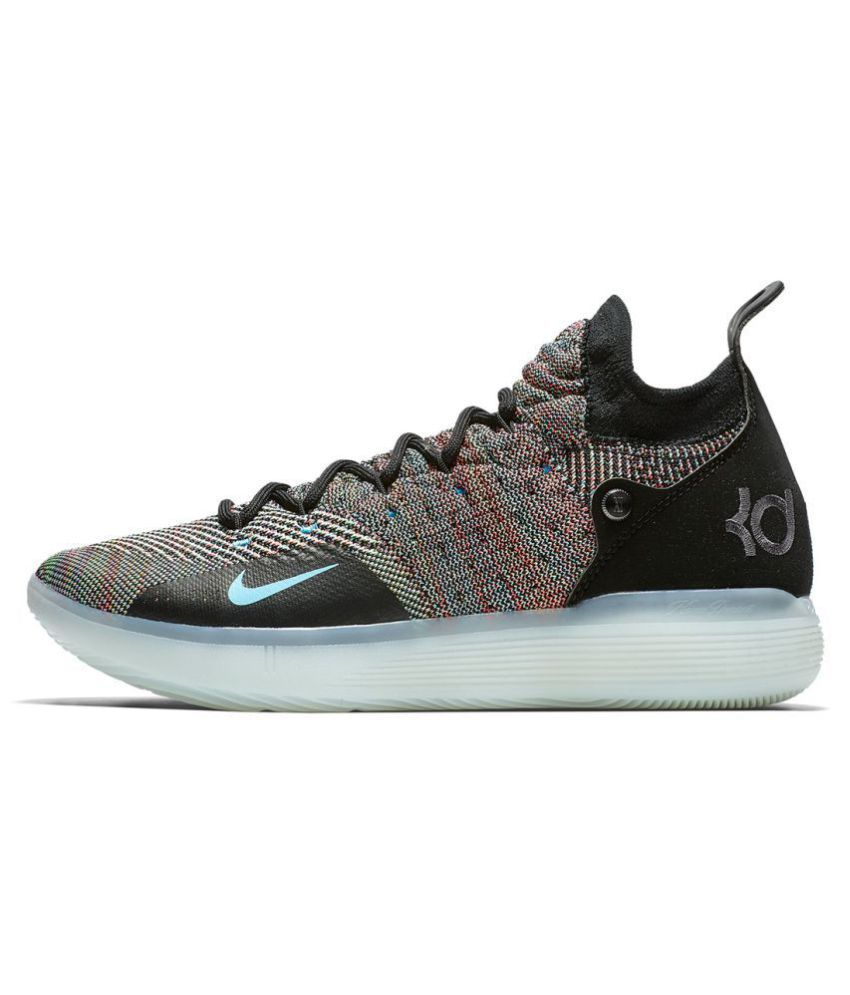 """the best attitude 908e7 66f1b Nike Zoom KD11 """"Paranoid"""" Multi Color Basketball Shoes - Buy Nike Zoom KD11  """"Paranoid"""" Multi Color Basketball Shoes Online at Best Prices in India on  ..."""