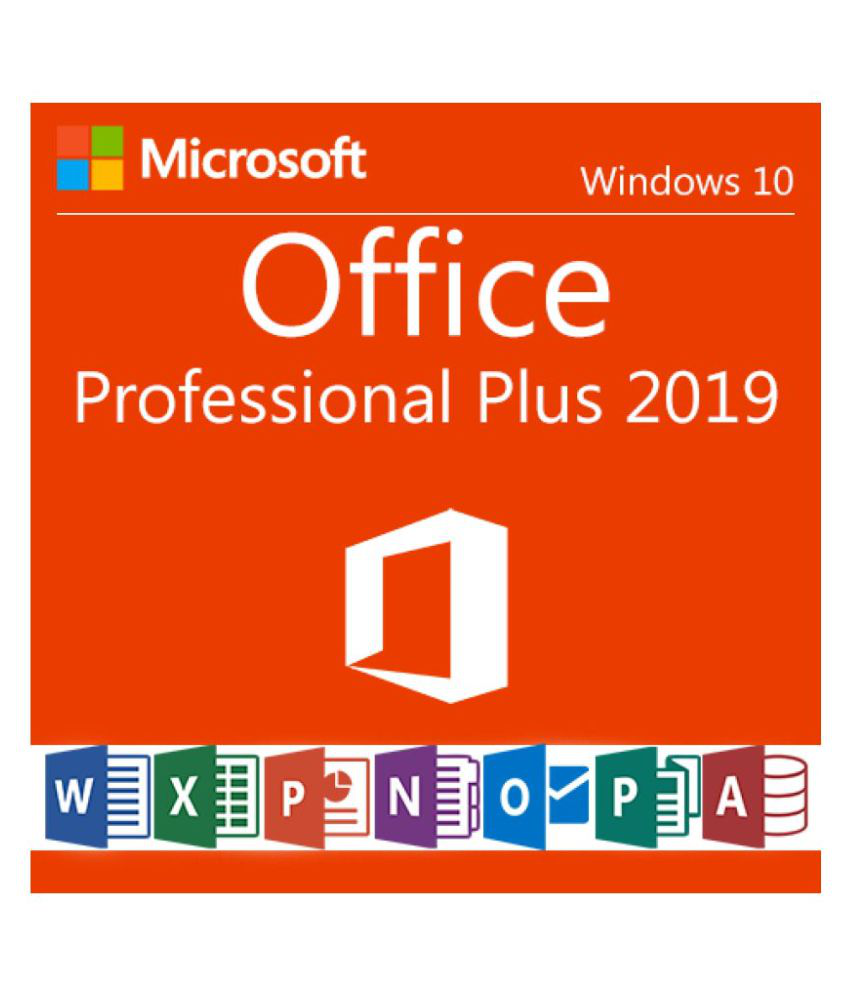Microsoft Office 2019 Pro Plus ( 32/64 Bit ) - Email Delivery