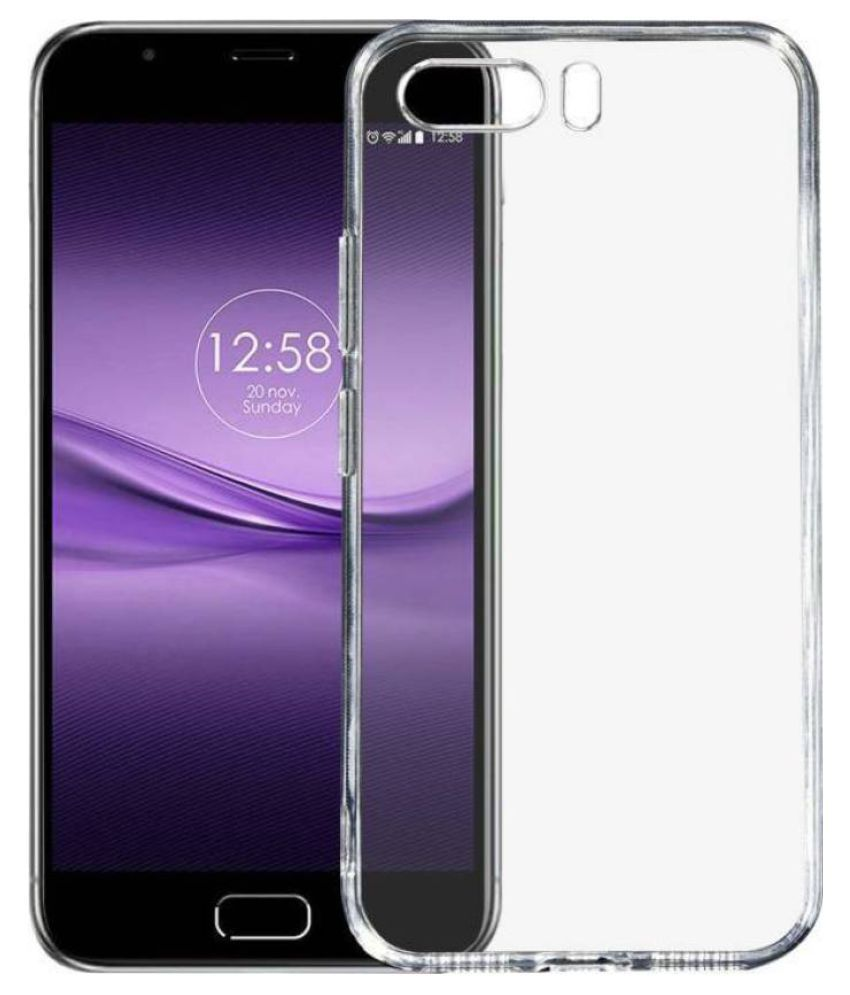 InFocus Turbo 5 Plus Plain Cases B.kcreationsz - Transparent