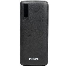 Philips (DLP6006B) 11000 -mAh Li-Ion Power Bank Black