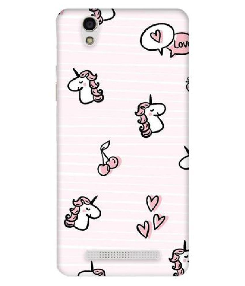 Gionee F103 Printed Cover By Emble