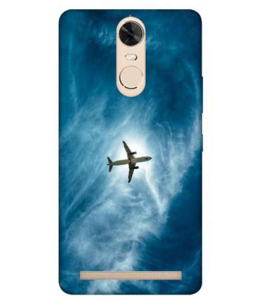 Lenovo K5 Note Printed Cover By Emble
