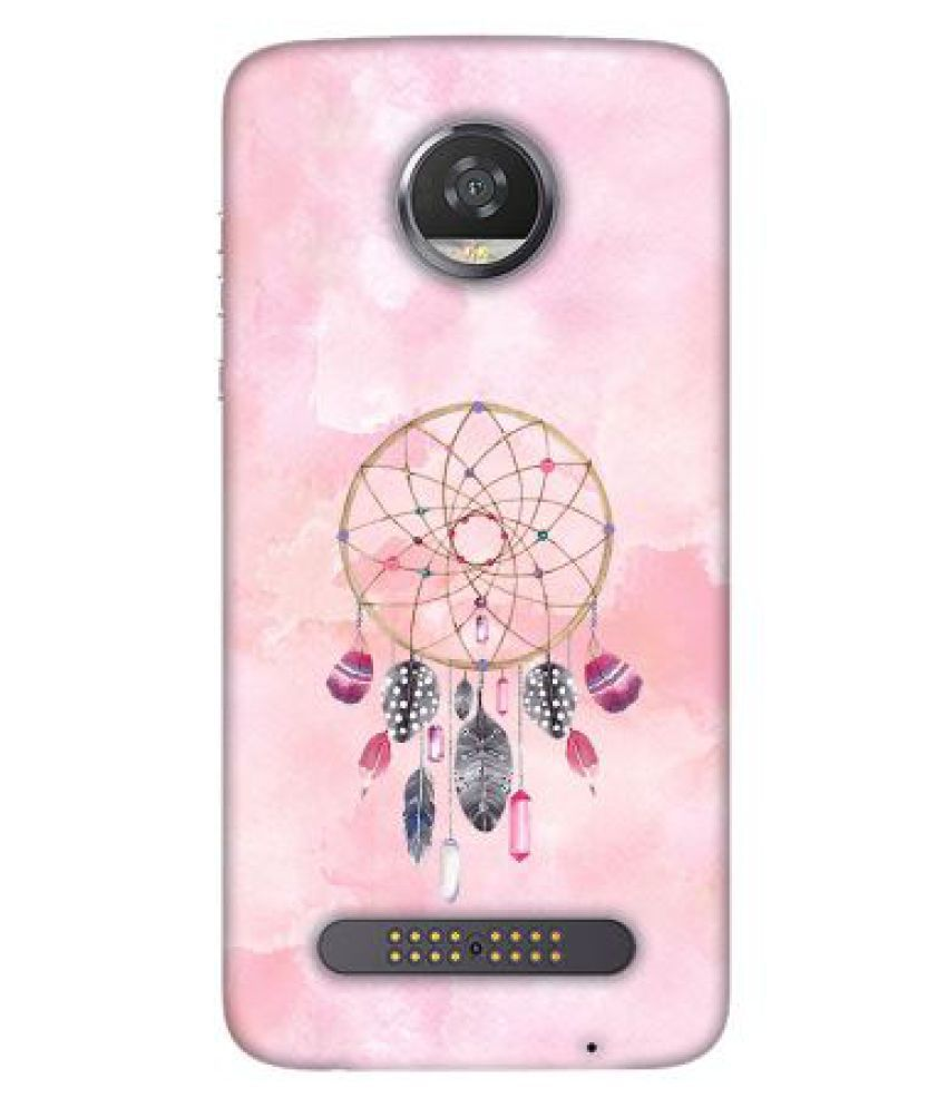 Motorola Moto Z2 Play Printed Cover By Emble