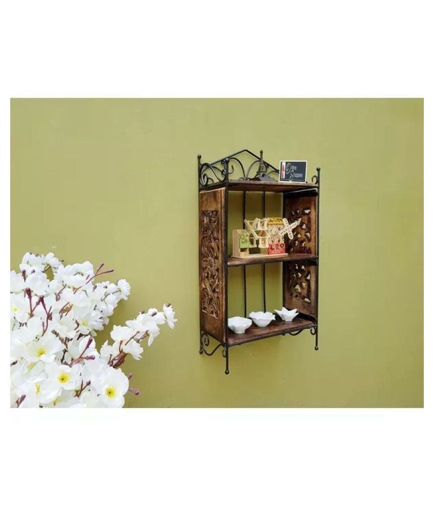 Onlineshoppee Home Decor 3 Shelf Rack