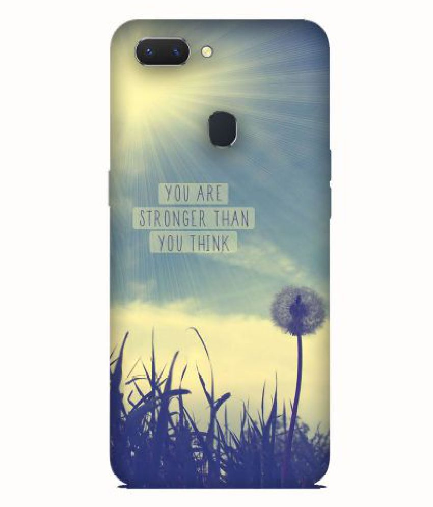 Realme 2 Printed Cover By Emble