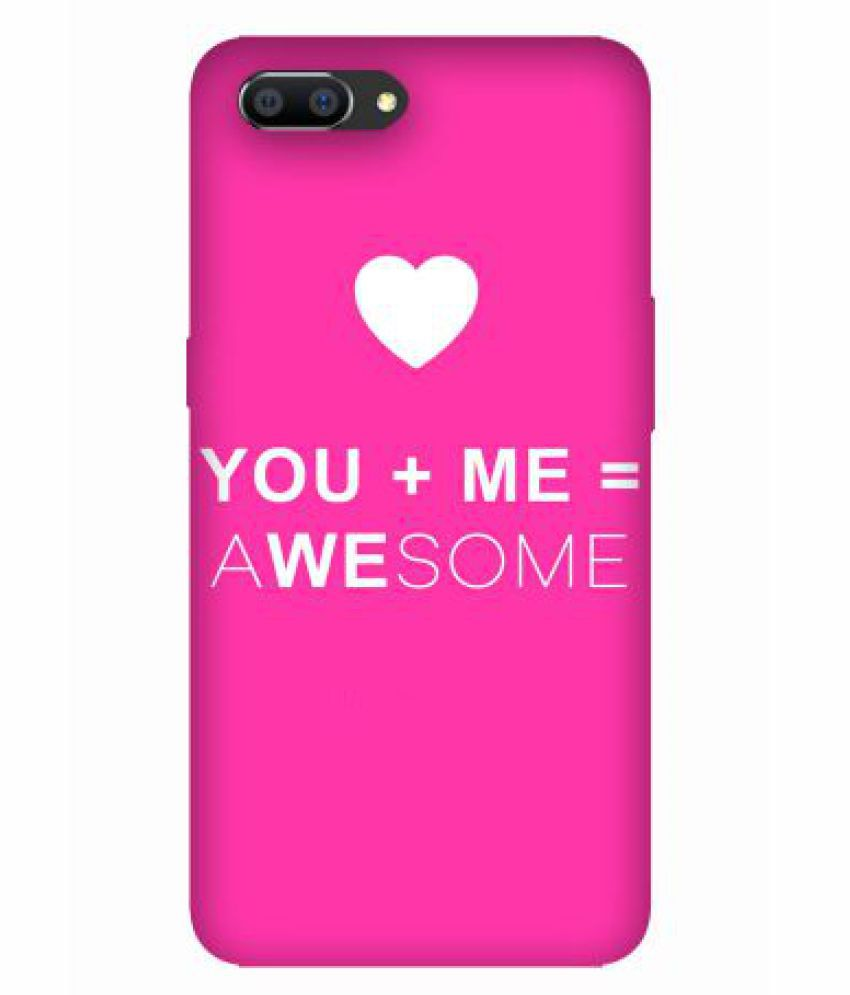 Realme C1 Printed Cover By Emble