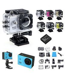 Waterproof 30m 4K Wifi Ultra Sports Action Camera DVR Cam Helmet Camcorder Support Remote Control