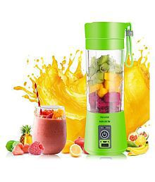 ROYALDEAL Portable USB Juicer 100 Watt Slow Juicer