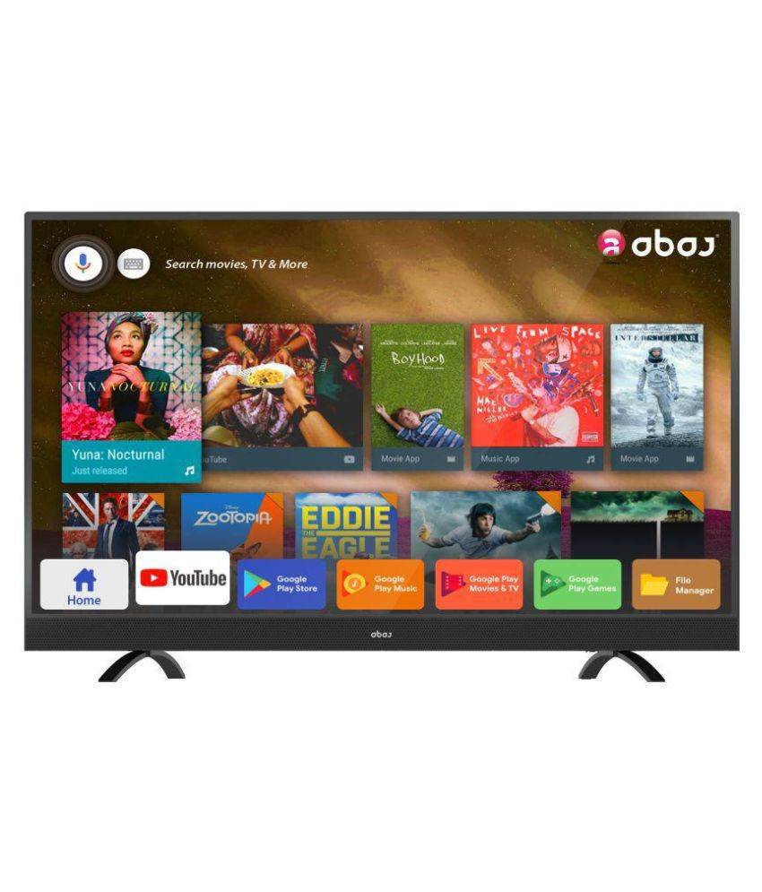 Abaj LEDAB49USECF 124 cm   49   Smart Ultra HD  4K  LED Television