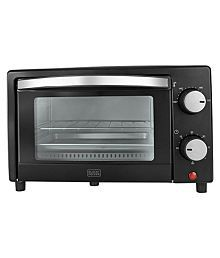 Black & Decker Less than 20 Litres LTR BXTO0901IN Grill Microwave Black