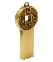 Tobo Chinese AncientCoin 32GB USB 2.0 Fancy Pendrive Pack of 1