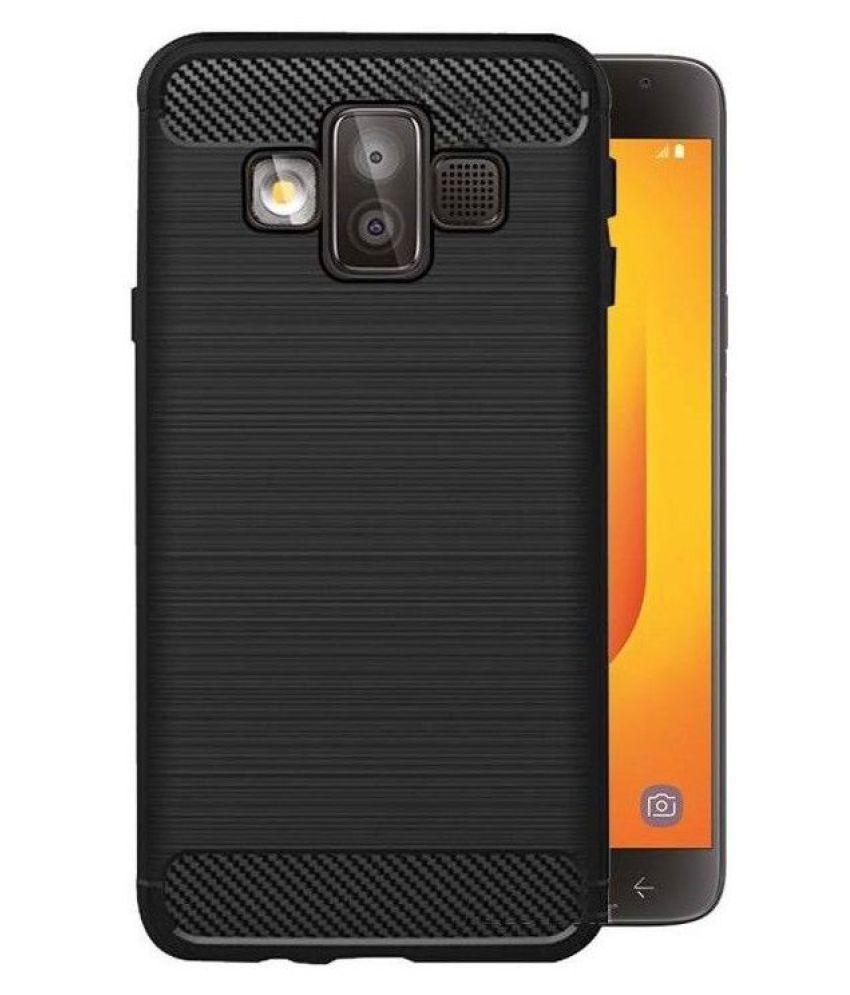 Samsung Galaxy J7 Duo Hybrid Covers SLR - Black