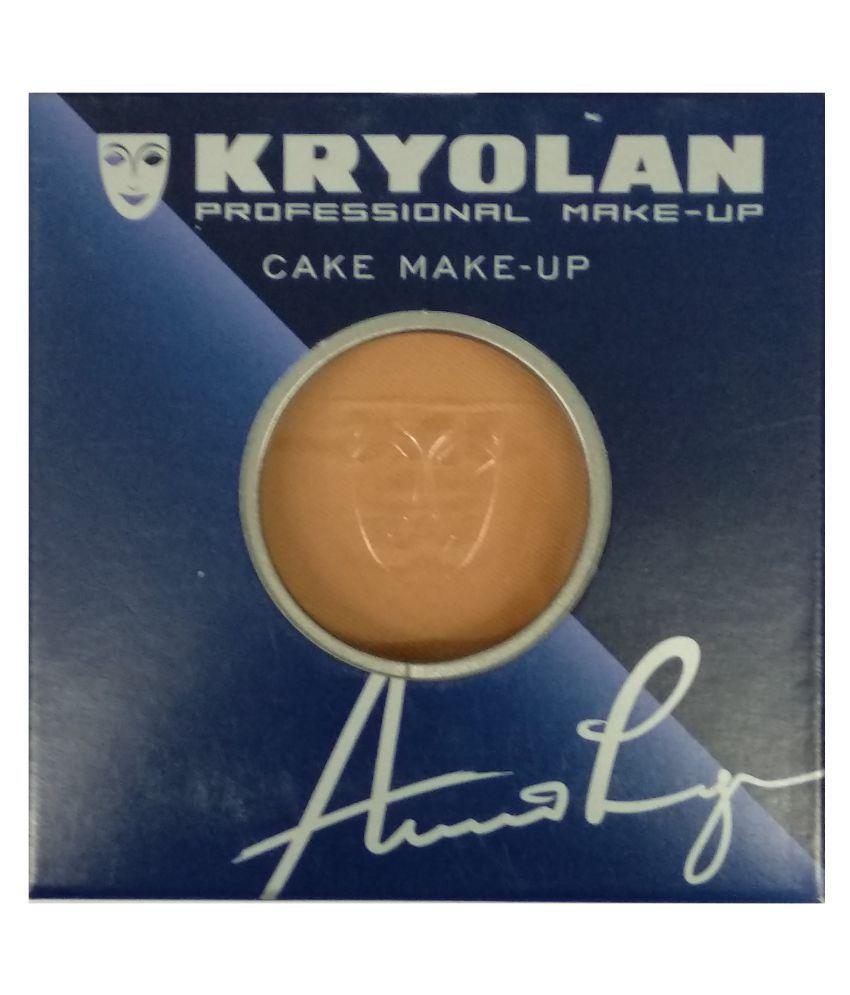 Kryolan Cake Make Up Pressed Powder (FS 28) 35 gm