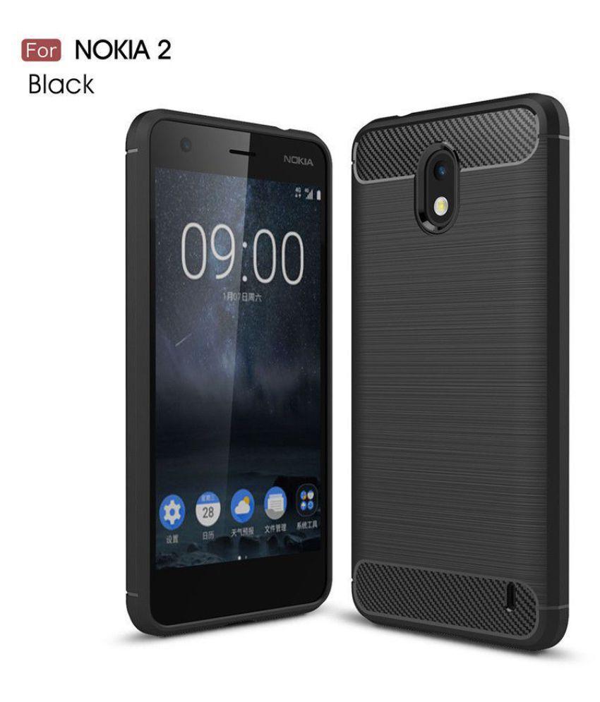 Nokia 2 Hybrid Covers SLR - Black