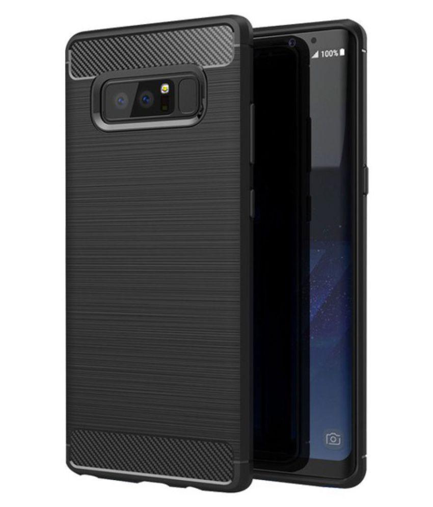 Samsung Galaxy Note 8 Hybrid Covers SLR - Black