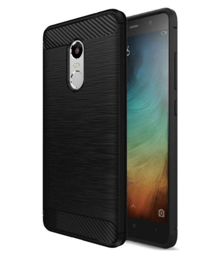 Xiaomi Mi Note 4 Hybrid Covers SLR - Black