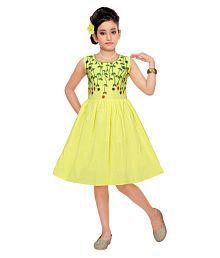 98466dfc Dresses for Girls UpTo 80% OFF: Girls Dresses, Frocks Online at Best ...