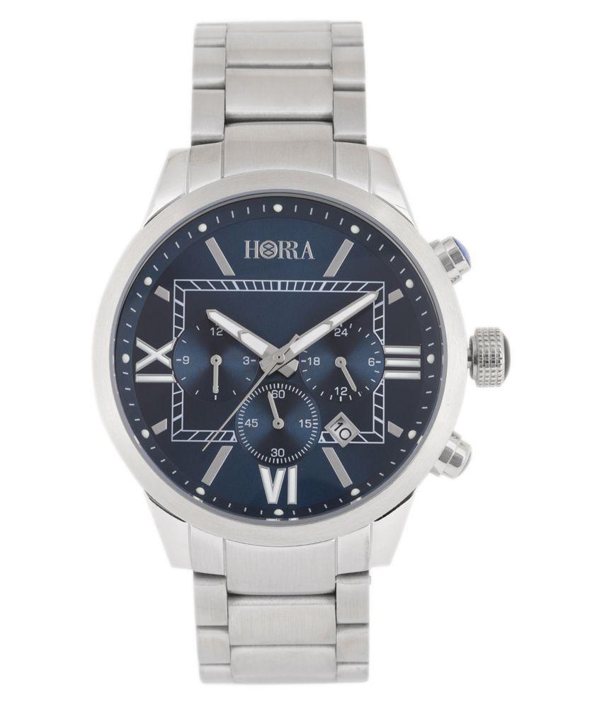 Horra AMESR3MSVS Stainless Steel Chronograph Men's Watch
