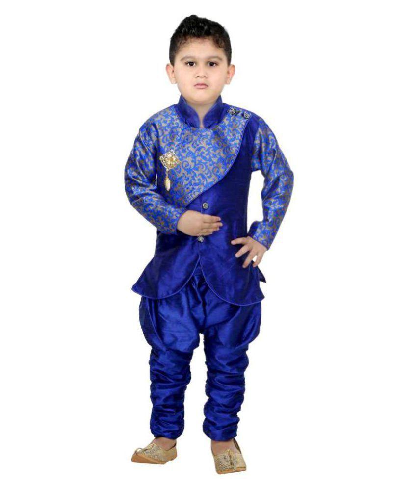 5fdaf4585 SBN BOYS FANCY SHERWANI FOR KIDS - Buy SBN BOYS FANCY SHERWANI FOR KIDS  Online at Low Price - Snapdeal