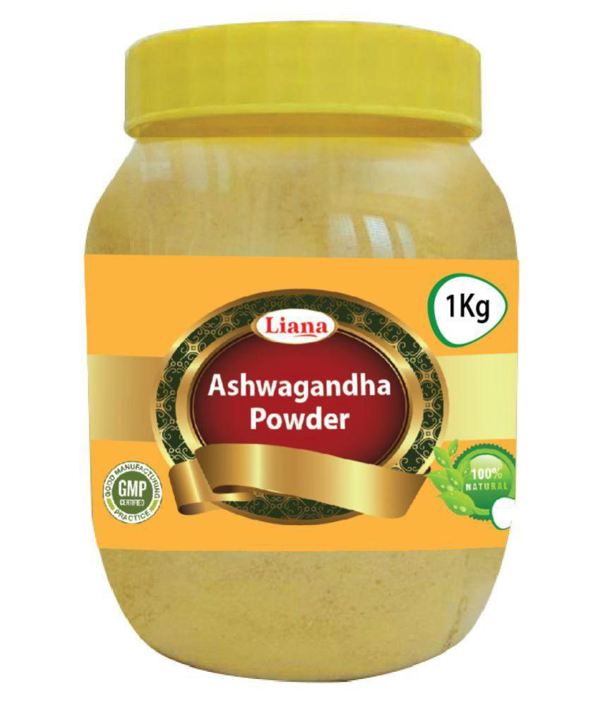Liana Ashwagandha Powder 1 kg Pack Of 1