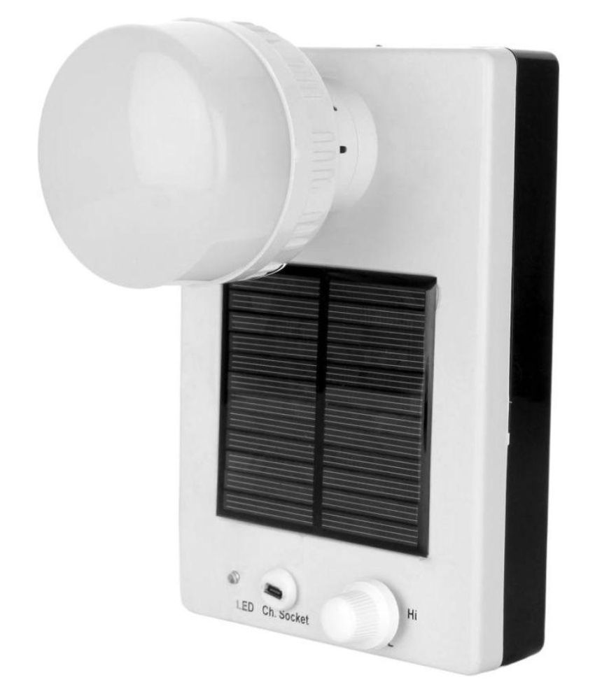 YUPLITE 8W Emergency Light 04 White - Pack of 1