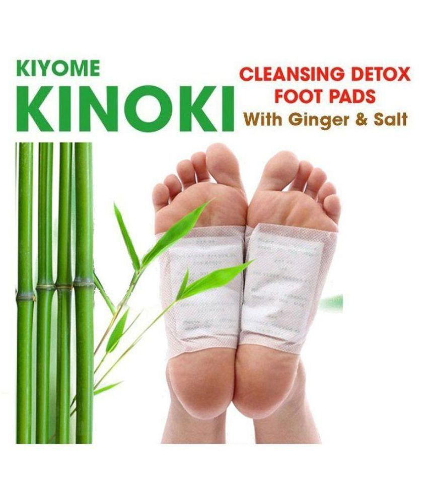 Kinoki Cleansing Detox Foot 20 Pads Free Size