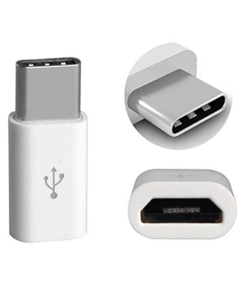 3.1 Micro USB Type C Connector for Charging for Type C Android Devices