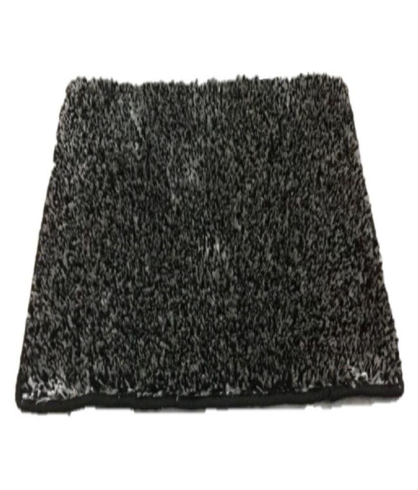 The Onliest Store Black Single Anti-skid Floor Mat