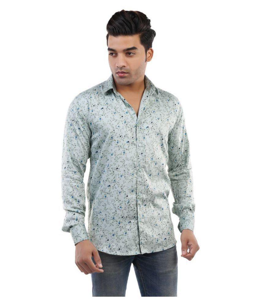 V-MARTIN 100 Percent Cotton Shirt
