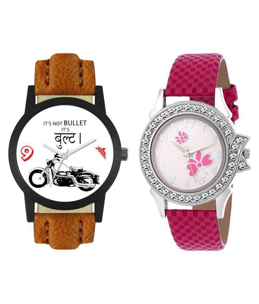 dhorajiya fashion couple watch - 39