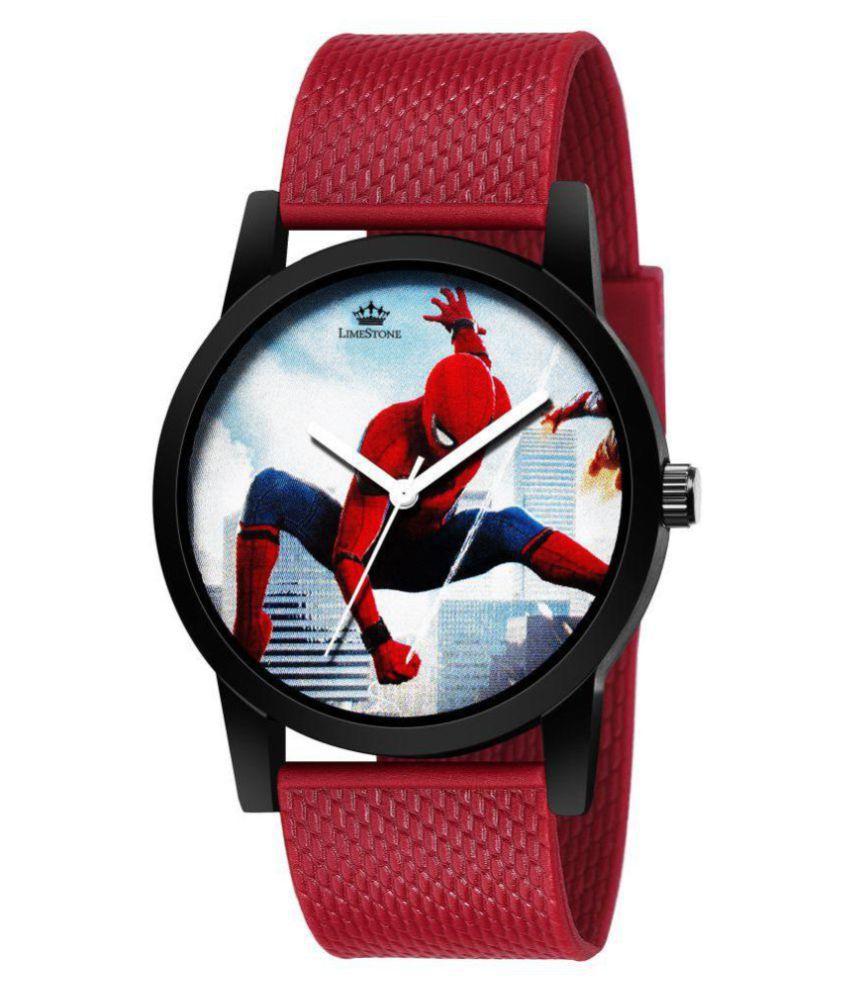 Spider Man Analog watch